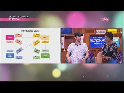 Mina, Toma, Minina mama i Tomin brat - Ko bi kome bio šta (Ami G Show S10)