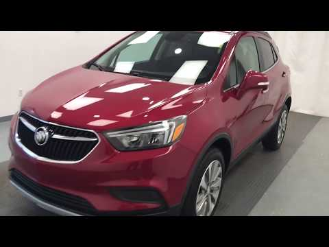 Red 2019 Buick Encore  Review lethbridge ab - Davis GMC Buick Lethbridge Appraisal Grid