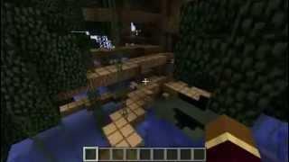 Minecraft 1.3.1 Modyfikacje -BIg Trees- Wielkie Drzewa
