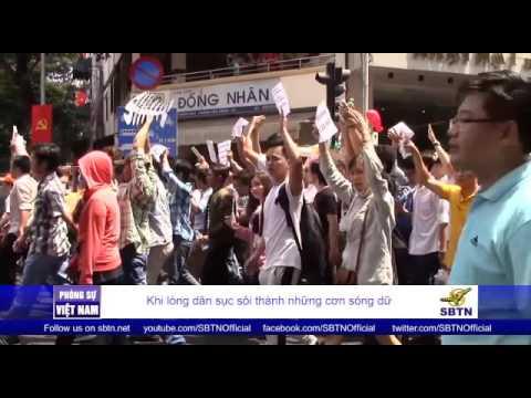 01/05/16 - PHÓNG SỰ VIỆT NAM: Sài Gòn - Khi lòng dân sôi sục