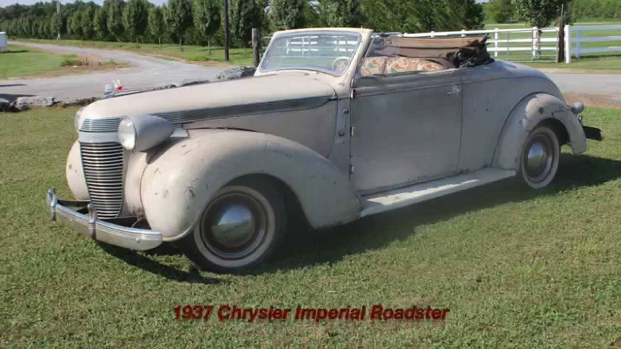 Auction Results and Sales Data for 1937 Chrysler Imperial ...  |1937 Chrysler Imperial