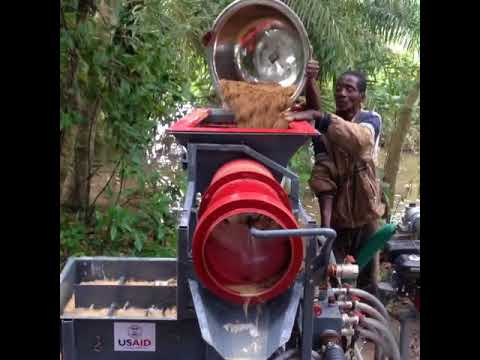 Savana Mining Equipment-Diamond Washplant Ivory Coast
