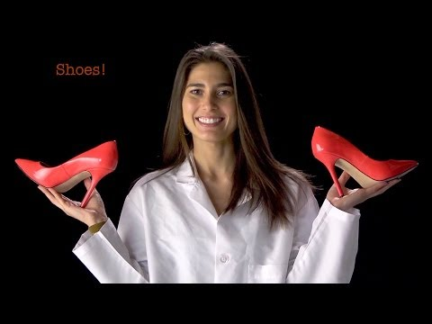 Crystal Dilworth: Shoes