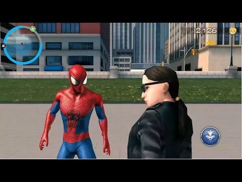 #2 The Amazing Spider Man 2 ✧ Samsung Galaxy S4 HD Gameplay HD ✧ By games hole