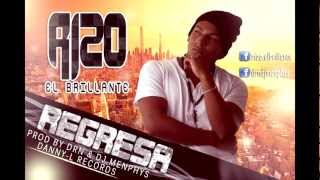 Regresa - Rizo El Brillante Prod By DRN & Dj Menphys Danny-l Records