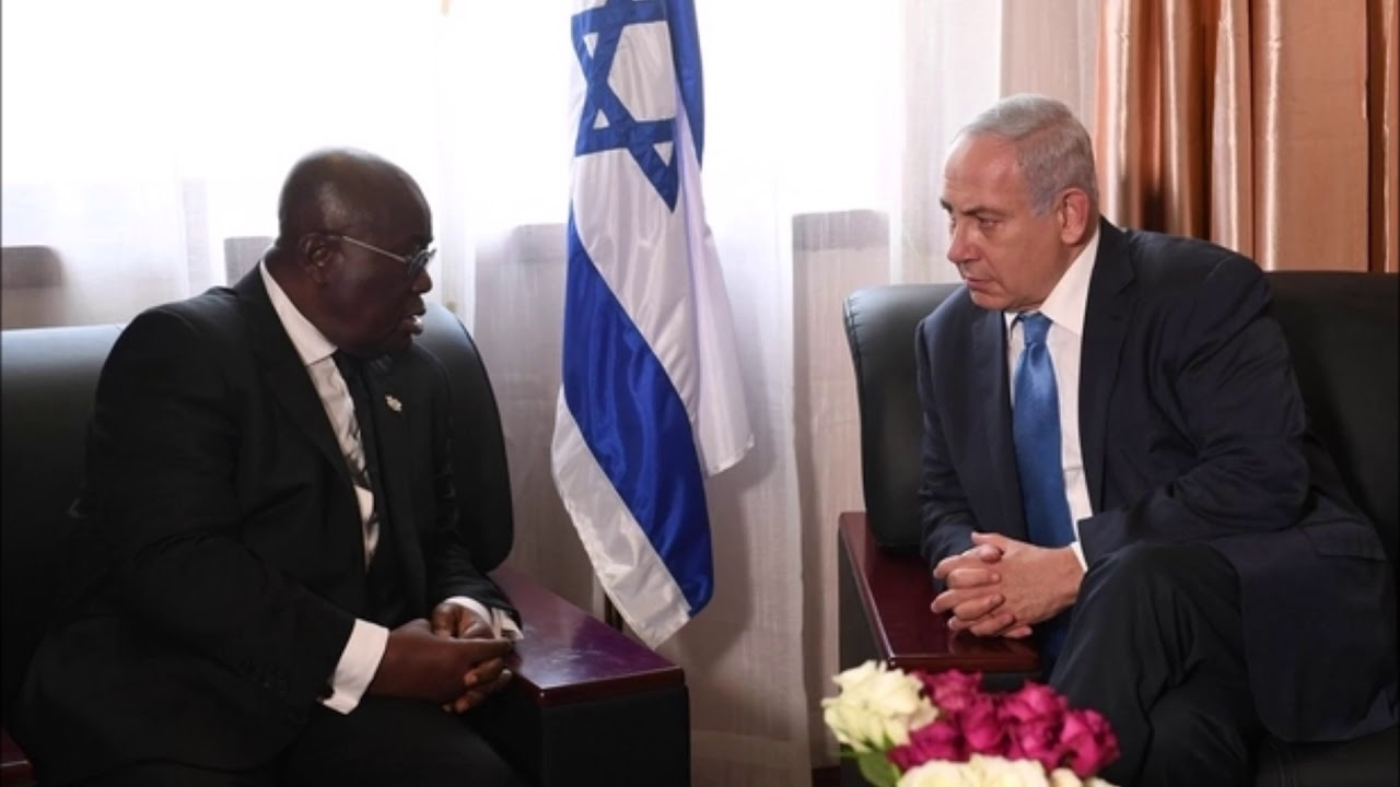Ghana's Support Brings Israel A Step Closer To African Union Seat