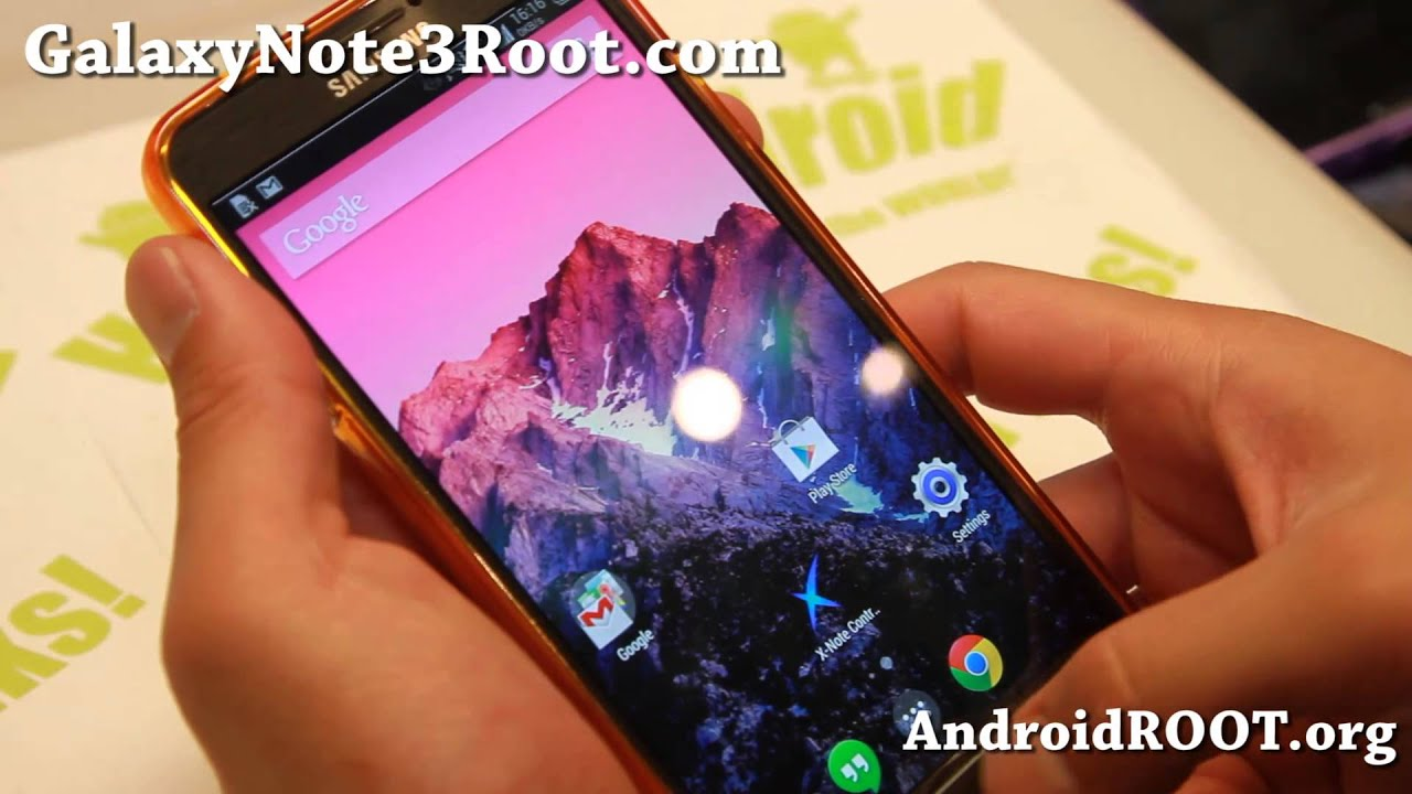 X-Note ROM v5 1 for Galaxy Note 3! - Free video search site