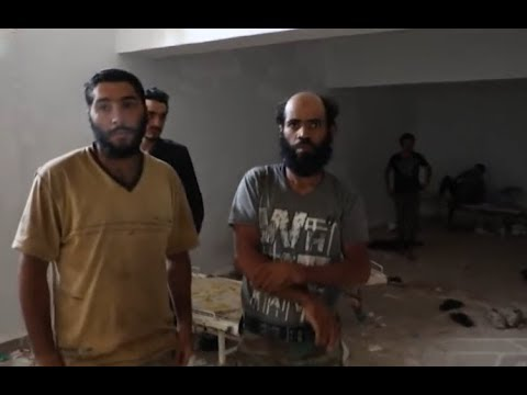 Interview with the ISIS headchopper from the Yarmouk Valley