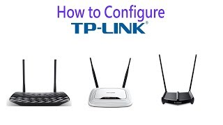 How to configure TP Link router(PPPoE) by Sayem Haque