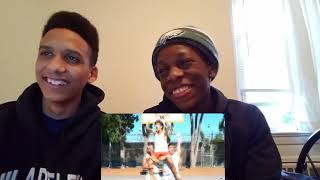 Reaction To Hispanic's Basketball (By. Rudy Mancuso, Anwar)