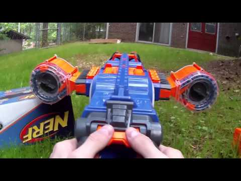 Honest Review: The XD Elite Blue Rhino Fire (Double Darts to 100 Shots!)