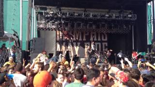 Memphis May Fire - Legacy (Live @ Kino Veterans Memorial Stadium)