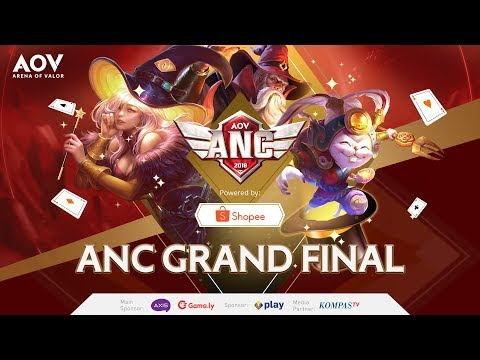 ANC Season 2 Grand Final & Princess Cup - Garena AOV (Arena of Valor)