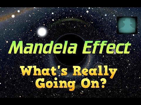 Mandela Effect - What's Really Going On?