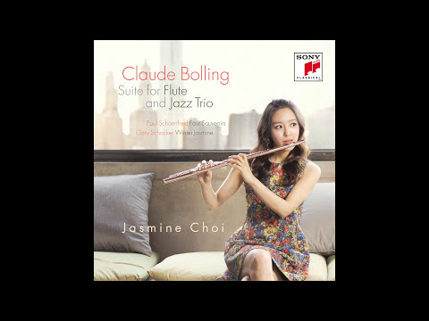 Baroque and Blue / Claude Bolling / Suite for Flute and Jazz Trio / Jasmine Choi 최나경