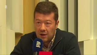 Tomio Okamura: Debata Radiožurnál