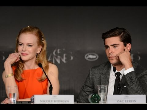 Nicole Kidman Pees on Zac Efron!