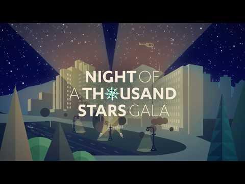 2017 Night of a Thousand Stars Gala - Sponsors