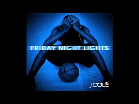 J Cole  Enchanted  Friday Night Lights