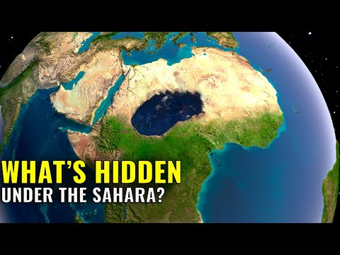 10 Incredible Archaeological Discoveries Hidden Under The Sahara