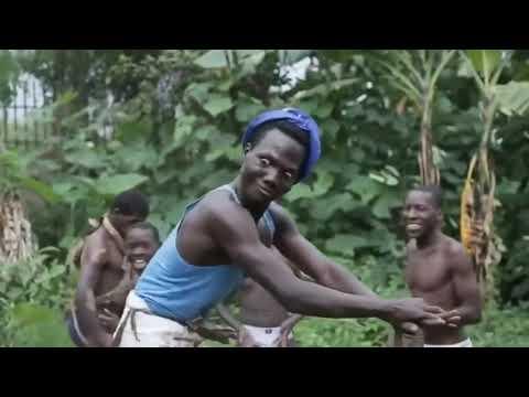 Wahyu - SELOW (COVER VIDEO LUCU AFRICA)