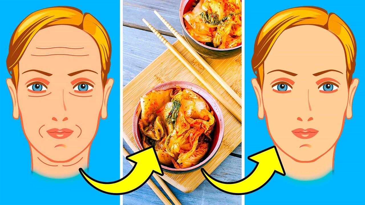 alimenti che renderanno il tuo viso grasso