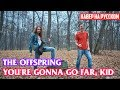 The Offspring You 39 Re Gonna Go Far Kid Cover на Русском By Alex PV mp3