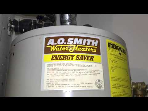 What's That Knocking? Water Heater Issues - #AskAHomeInspector