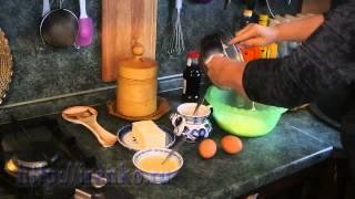 Творожная запеканка. Рецепт вкусной творожной запеканки с рисом