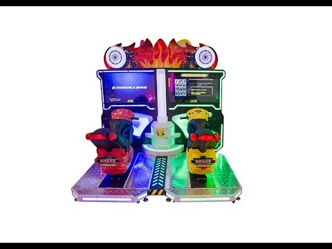 Unique designed 2 player FF moto from  Mantong company