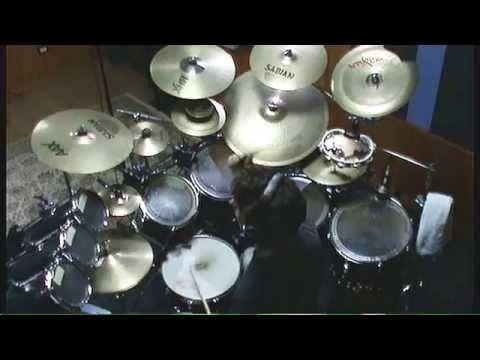 Dream Theater - Erotomania- Drum cover Francesco Chiavetta