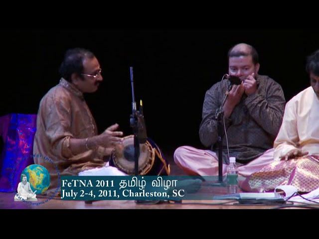 FeTNA 2011 Programs Aathmanathan Concern 4