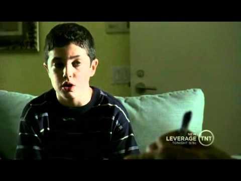 Dylan Hartigan as young actor