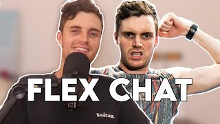 Flex Chat #1 (Brand New Segment) - Luke Kidgell