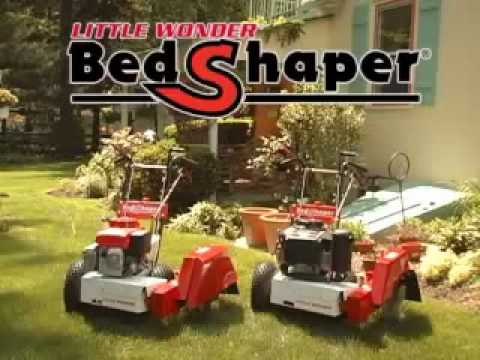 904-00-01 Little Wonder 13hp Bed Shaper Lawn Edger