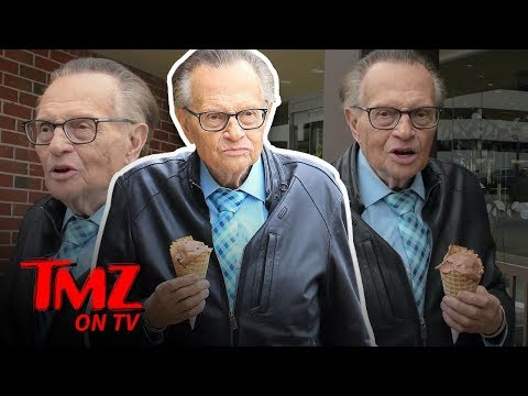 Larry King Baffled By Roseanne's Comments! | TMZ TV