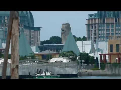 Sentosa Island, Singapore, HD Experience
