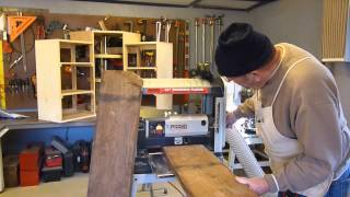 Planing Wood By Hal The Woodmeister