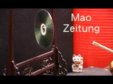 Trailer Mao Zeitung
