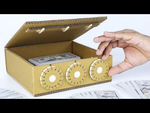 How to make safe using Cardboard