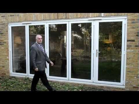 Folding Sliding Doors in Richardson