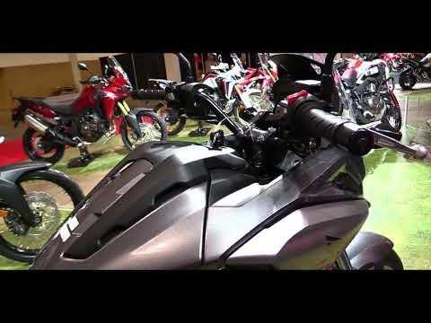2017 Honda NC750X   Look around & First Look at Motor Show