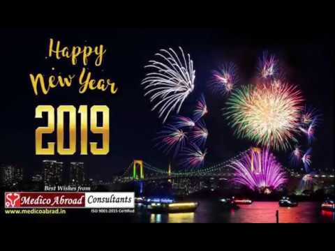 New Year Greetings From Medico Abroad Team