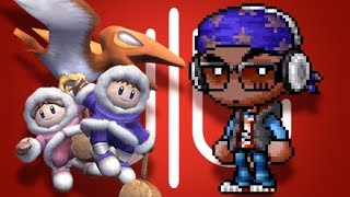 Can The Ice Climbers Ever Return In SSB4? - Juforade