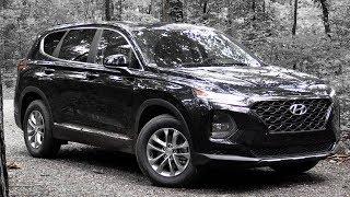 2019 Hyundai Santa Fe: Review