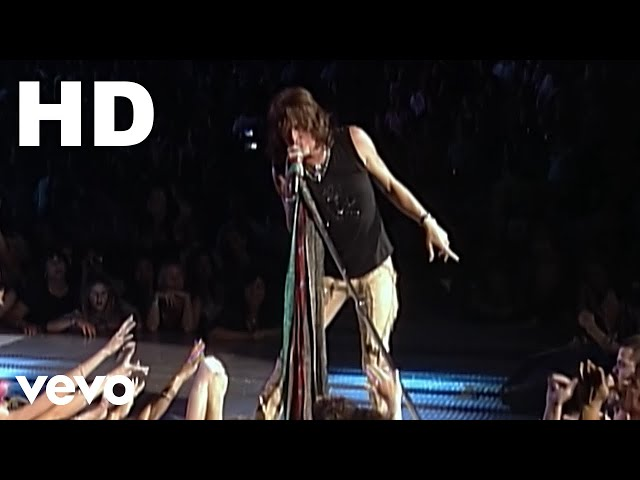 Aerosmith - I Don't Want to Miss a Thing (Official HD Video)