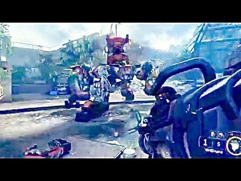 COD : Black Ops 3-Destroy The ASP Walkthrough