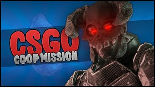 THIS IS CS:GO!? (CS GO Coop Mission Rage)
