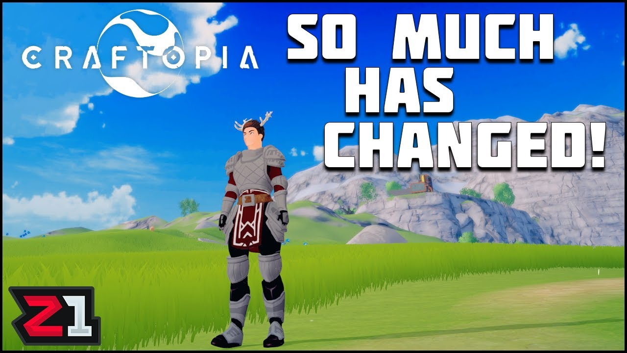 Download Craftopia Update ! So Much Has Changed .... I'm Lost   Z1 Gaming