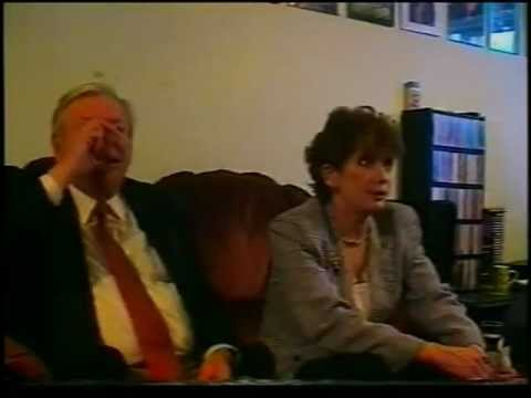 "Deborah Watling & Jack Watling (""Victoria"" in Doctor Who) Wine & Dine Interview 1999"